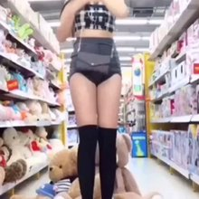 超市热舞??