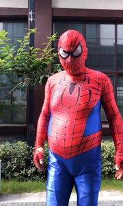 到底让我怎么样#颜即是正义 #户外进行时 #搞笑是刚需 #原创达人 #蜘蛛侠