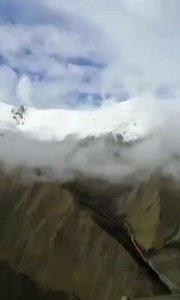 此时此刻的萨普神山,神仙的地方……