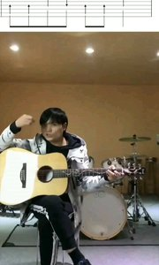 吉他右手扫弦17讲解