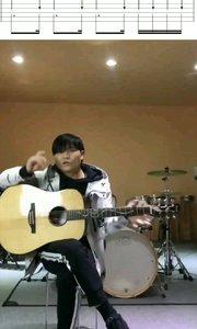 吉他右手扫弦10讲解