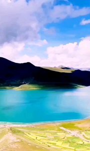 世界三大神湖:羊湖