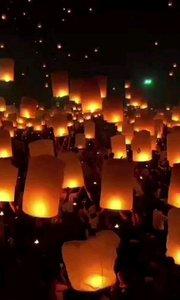 看来今年的天灯节,又只能错过了、泰国天灯节11月22-23日