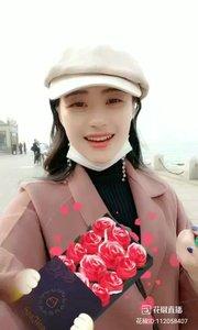 谢谢利姐的梦! 玫瑰花盒哦!