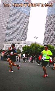 2019扬州半程国际马拉松,用脚步丈量城市,用奔跑感受扬州。