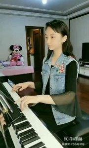 #精彩录屏赛 #花椒好声音 @钢琴天使于小乖