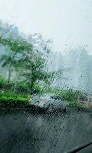 倾盆大雨!?