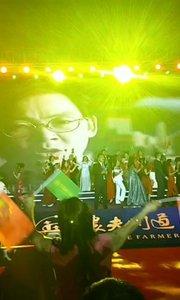 """""""农夫问道""""520三周年庆典活动现场大合唱☞我的中国心"""
