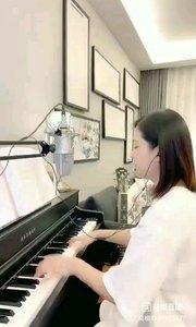 请欣赏音乐才女@爱唱歌的松叶叶 99955577钢琴弹唱宫崎骏动漫《天空之城》#爱唱歌的松叶 #花椒音乐人