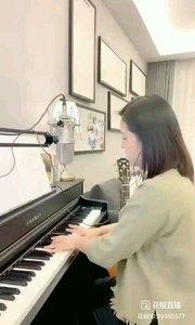 请欣赏音乐才女@爱唱歌的松叶叶 99955577意大利语美声经典《重归苏莲托》#爱唱歌的松叶 #花椒音乐人