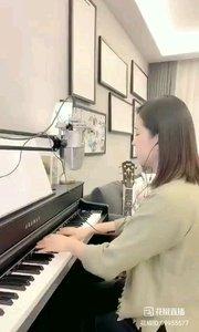 请欣赏音乐才女@爱唱歌的松叶叶 99955577钢琴弹唱《像鱼》#爱唱歌的松叶 #花椒音乐人