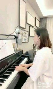请欣赏音乐才女@爱唱歌的松叶叶 99955577钢琴弹唱《水星记》#爱唱歌的松叶 #花椒音乐人