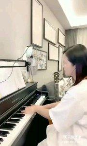 请欣赏音乐才女@爱唱歌的松叶叶 99955577钢琴弹唱《我等到花儿也谢了》#爱唱歌的松叶 #花椒音乐人