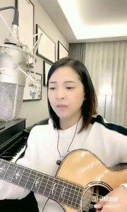 请欣赏音乐才女@爱唱歌的松叶叶 99955577?弹唱美国乡村音乐《五百英里》#爱唱歌的松叶 #花椒音乐人