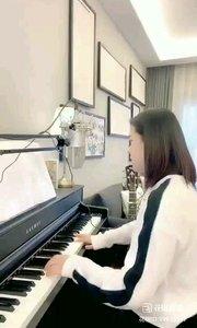 请欣赏音乐才女@爱唱歌的松叶叶 99955577钢琴弹唱《画》#爱唱歌的松叶 #花椒音乐人