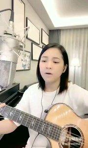 @爱唱歌的松叶叶 吉他?弹唱《风一样自由》#爱唱歌的松叶 #花椒音乐人