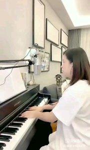 @爱唱歌的松叶叶 钢琴弹唱《有一种悲伤》#爱唱歌的松叶 #花椒音乐人