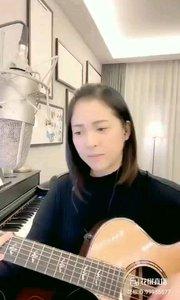 @爱唱歌的松叶叶 吉他?弹唱日语原版《花心》#爱唱歌的松叶 #花椒音乐人