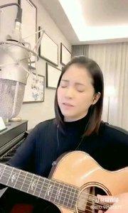 @爱唱歌的松叶叶 吉他?弹唱《亲密爱人》#爱唱歌的松叶 #花椒音乐人