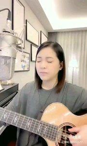 @爱唱歌的松叶叶 吉他?弹唱《月亮河》#爱唱歌的松叶 #花椒音乐人