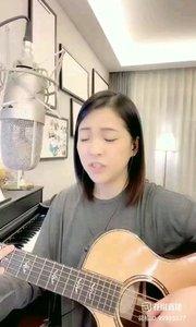 @爱唱歌的松叶叶 吉他?弹唱英语经典《世界之巅》#爱唱歌的松叶 #花椒音乐人