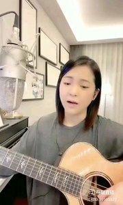 @爱唱歌的松叶叶 吉他?弹唱《田纳西华尔兹》#爱唱歌的松叶 #花椒音乐人