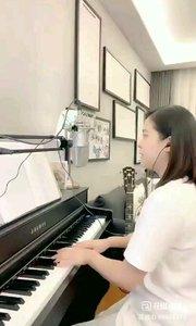 @爱唱歌的松叶叶 钢琴弹唱《叹十声》#爱唱歌的松叶 #花椒音乐人