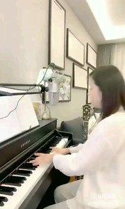 等到看你银色满际,等到分不清季节更替才敢说沉迷@爱唱歌的松叶叶 钢琴弹唱《水星记》#爱唱歌的松叶 #花椒音乐人