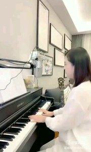 @爱唱歌的松叶叶 钢琴弹唱《爱拼才会赢》#爱唱歌的松叶 #花椒音乐人