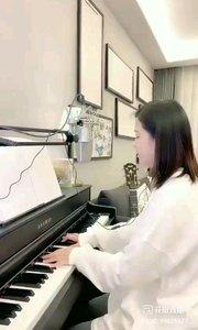 @爱唱歌的松叶叶 钢琴弹唱《没那么简单》上#爱唱歌的松叶 #花椒音乐人