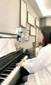 @爱唱歌的松叶叶 钢琴弹唱中英双语版《灯塔》下#爱唱歌的松叶 #花椒音乐人
