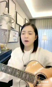@爱唱歌的松叶叶 吉他弹唱《乡村路带我回家》#爱唱歌的松叶 #花椒音乐人