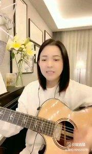 @爱唱歌的松叶叶 吉他?弹唱《画》#爱唱歌的松叶 #花椒音乐人