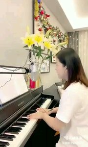 @爱唱歌的松叶叶 钢琴弹唱《碎心石》#爱唱歌的松叶 #花椒音乐人