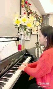 @松叶叶?? 《跨年演唱会》之(同一首歌)#爱唱歌的松叶 #花椒音乐人 #主播的高光时刻