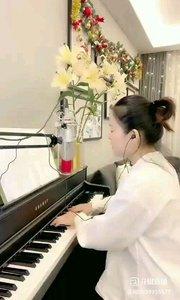 @松叶叶?? 钢琴弹唱《你的答案》#爱唱歌的松叶 #花椒音乐人
