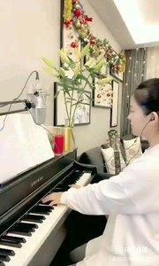 @松叶叶?? 钢琴弹唱美声艺术歌曲《那就是我》#爱唱歌的松叶 #花椒音乐人 #主播的高光时刻