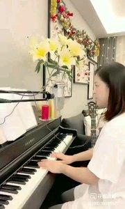 @松叶叶?? 钢琴弹唱《只是太爱你》上#爱唱歌的松叶 #花椒音乐人 #主播的高光时刻