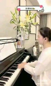 @松叶叶?? 钢琴弹唱《水星记》#爱唱歌的松叶 #花椒音乐人 #主播的高光时刻
