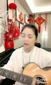 @松叶叶?? 吉他弹唱电影《毕业生》主题曲(寂静之声)#爱唱歌的松叶 #花椒音乐人 #主播的高光时刻