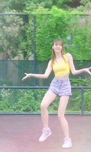 #性感不腻的热舞  运动少女《good time》,大家喜欢这个造型吗?
