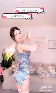 @舞魅?star✨ #性感不腻的热舞 旗袍之美,是女人最美的称托,女人之美,在骨不在肉,正如此景