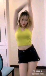 #性感不腻的热舞 @一颗糯米儿 甜美的女孩,热情的青春,真是最美的味道?