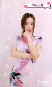 @暖暖喵m #舞蹈 很可爱的女孩,江南女子的婉约,时尚少女的热辣,在腰身里,肆意挥洒