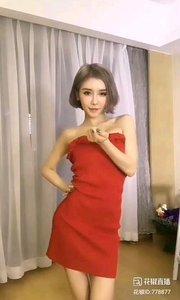@小喵大宝 #性感不腻的热舞 也许这是世间最勾人魂魄的红色