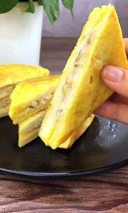 n们超级简单健康早餐