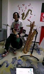 靳崢演奏《夢中的額吉》#薩克斯 #純音樂 #器樂