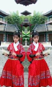 小萝莉@Lxy(雨)F.馨雨宝宝:12月7号国际动漫节-最美中国华服日二次元  北京中学参赛作品