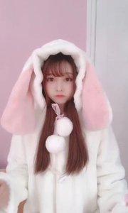 老虎?~老鼠?~傻傻分不清楚。宝宝大白兔美吗?