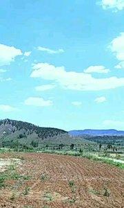 如画的天空,自然的美?